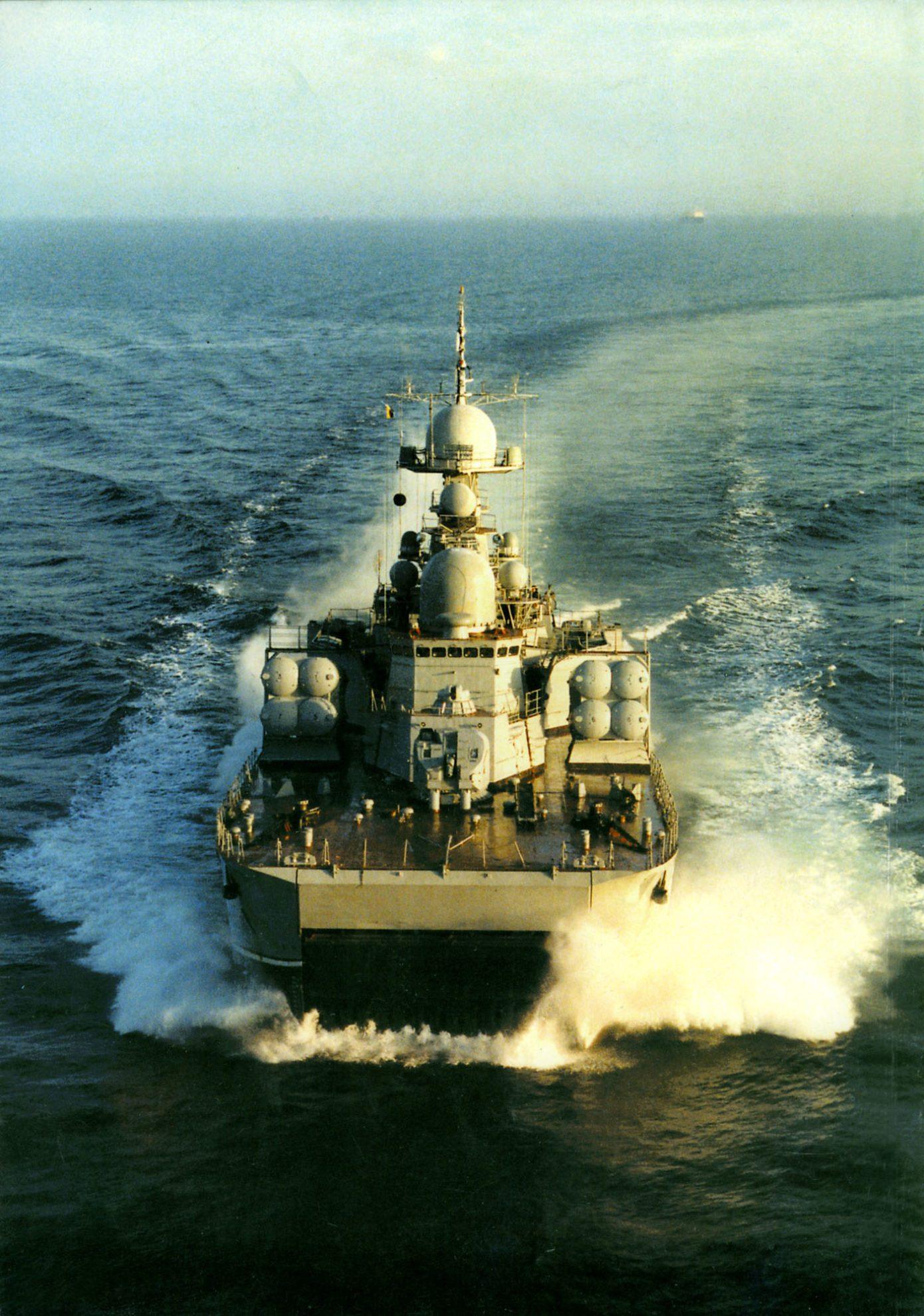 «Самум» - второй корабль проекта 1239