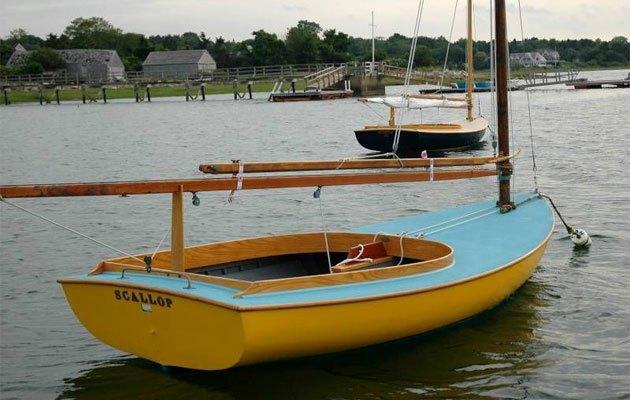 яхта Джона Кеннеди «Scallop»