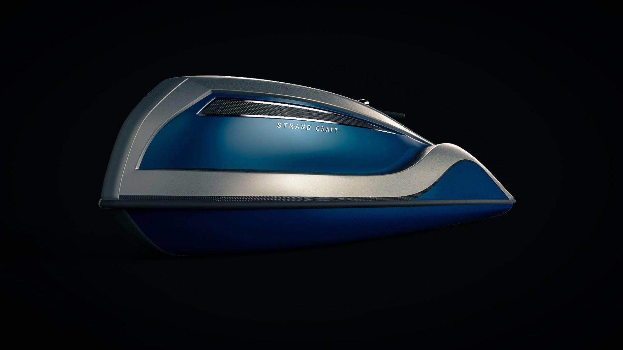 Водный мотоцикл «Wet Rod» от «Strand Craft»