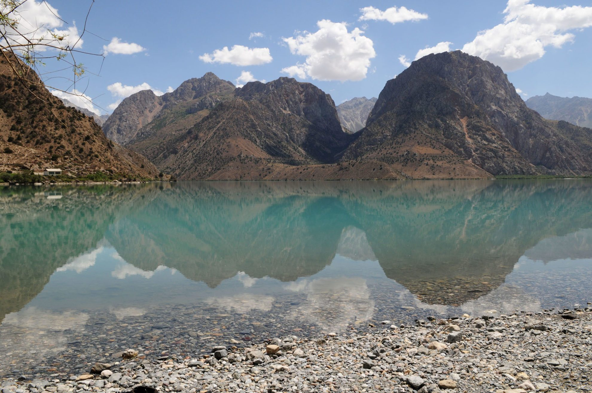 Фанские горы. Озеро Искандеркуль