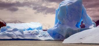 Ледник в Гренландии