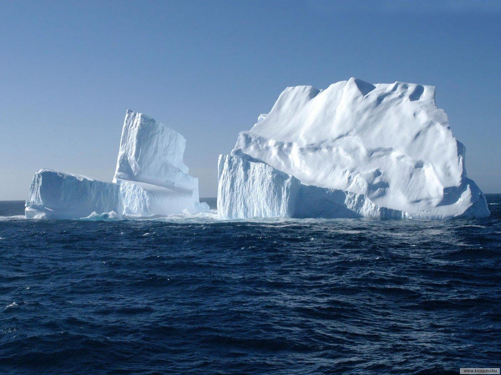 Арктика.