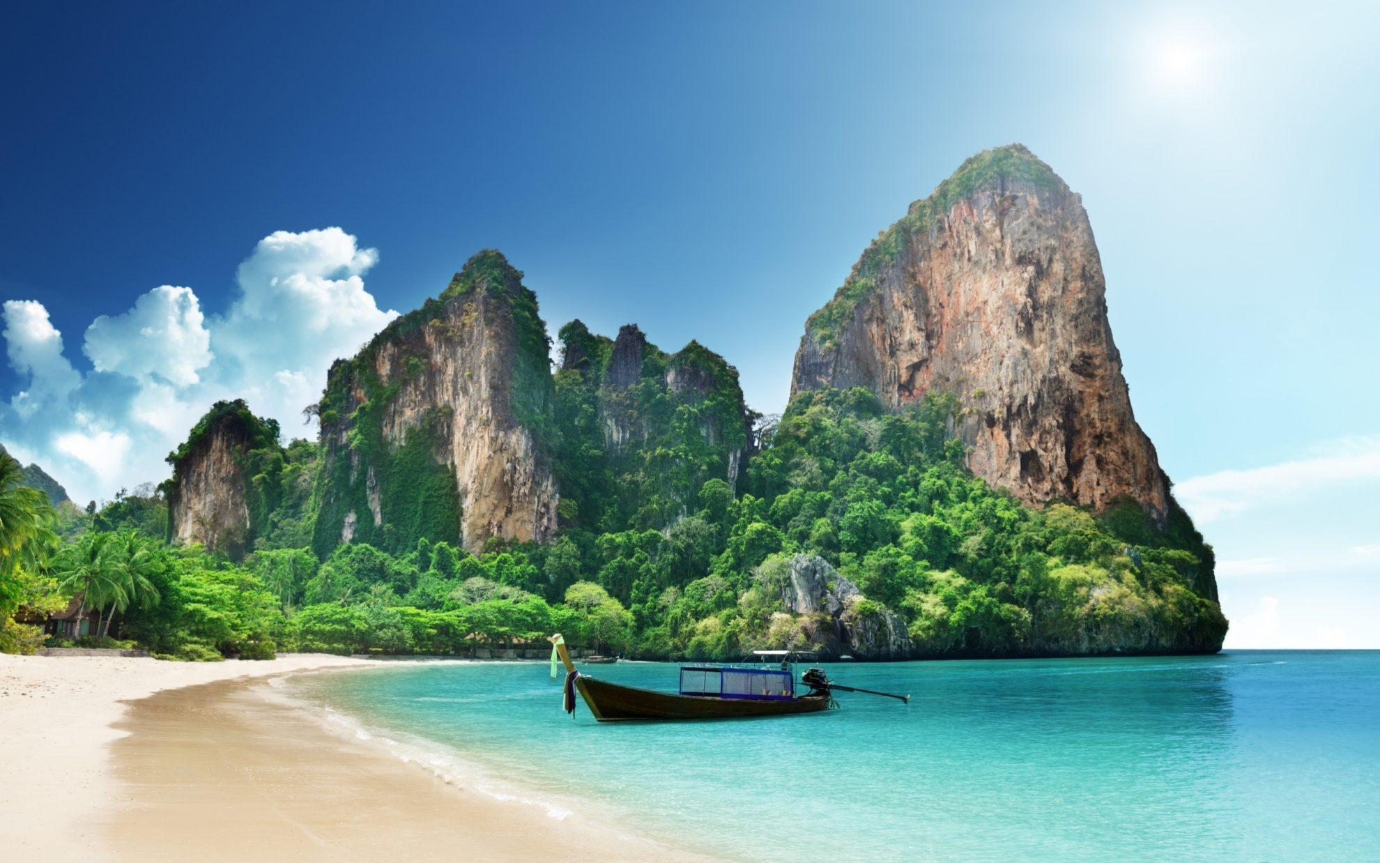 Андаманское море. Таиланд