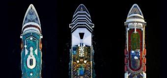 Фотографии круизных кораблей, которые Вас удивят…