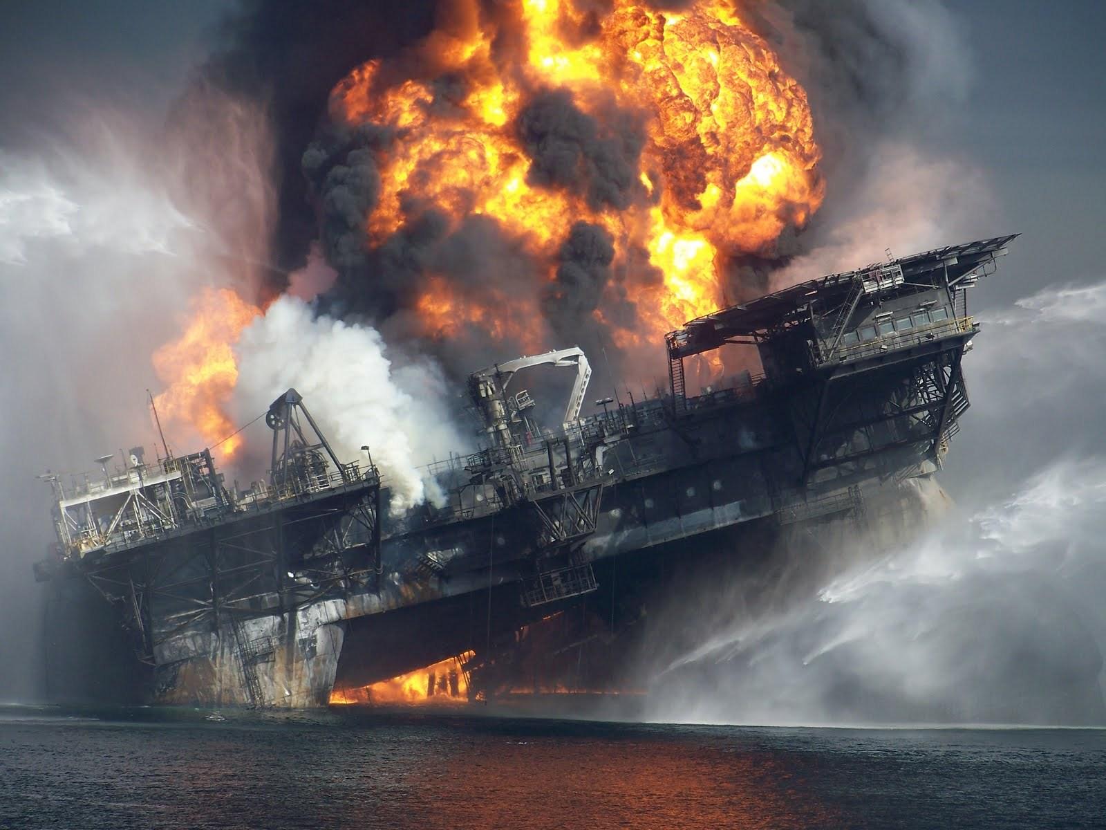 Авария на Deepwater Horizon