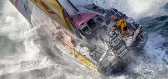 Гонка Volvo Ocean Races. Фoто: Ainhoa Sanches, 2015 г.