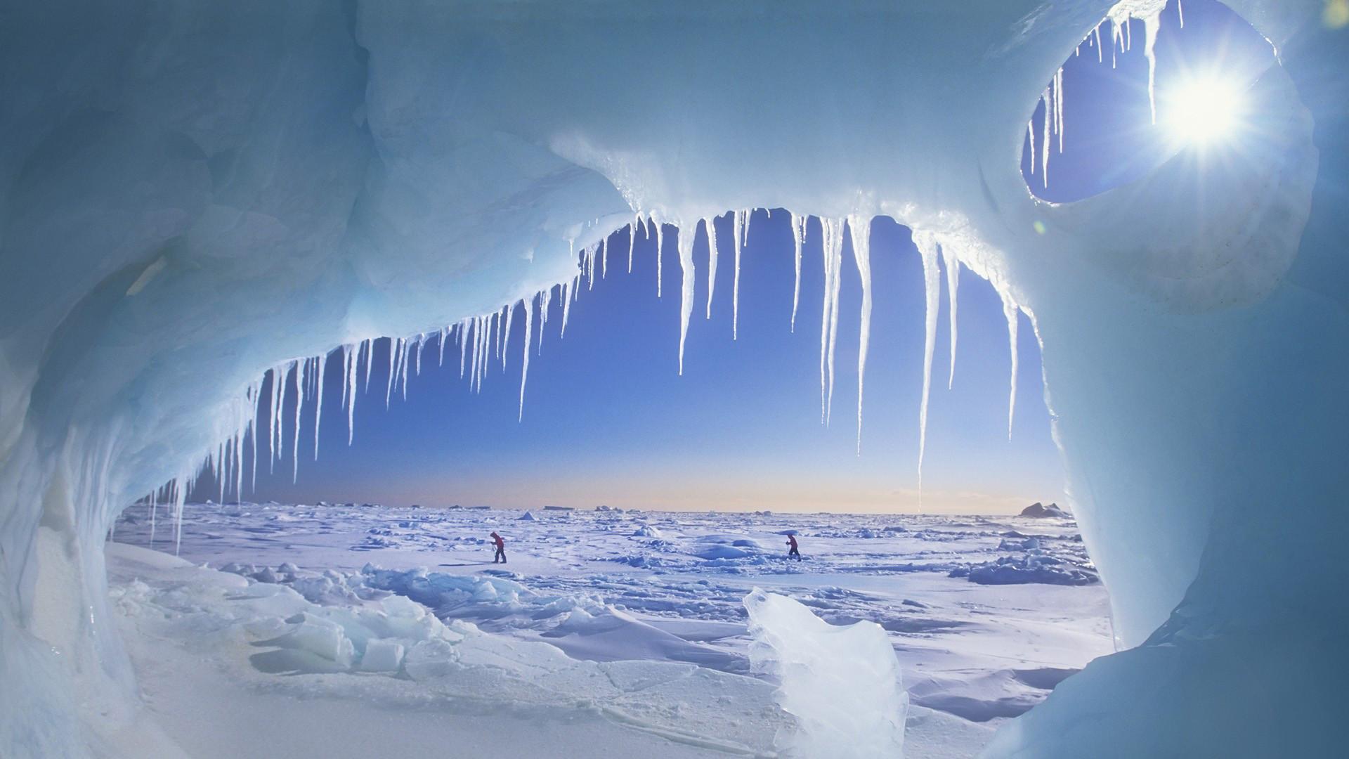 """""""Взгляд в будущее"""". Арктика."""