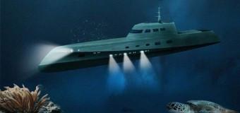 Трансатлантический переход под водой. Экскурсия на Титаник.