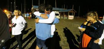 Шторм застал врасплох участников регаты Dauphin Island Race 2015. Есть жертвы.