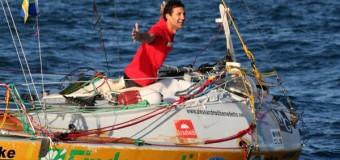 В одиночку на 6,5 метровой яхте вокруг света – NON STOP!