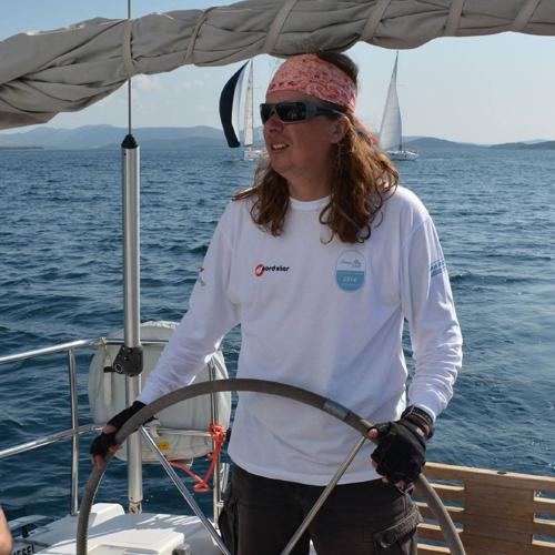 Вадим Тимохин, шкипер команды «Ocean Team».
