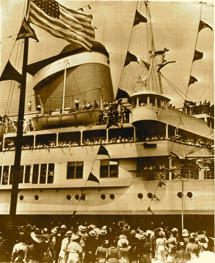 В отношении дизайна и корабельной архитектуры «Америка» опередила своё время примерно на десятилетие.