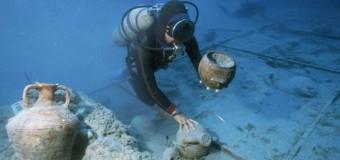 Византийская галера обнаружена на дне моря в Крыму