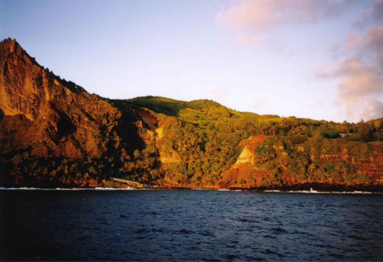 Залив Баунти