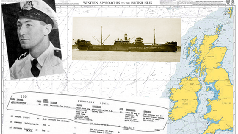 Торговое судно «SS Gairsoppa»