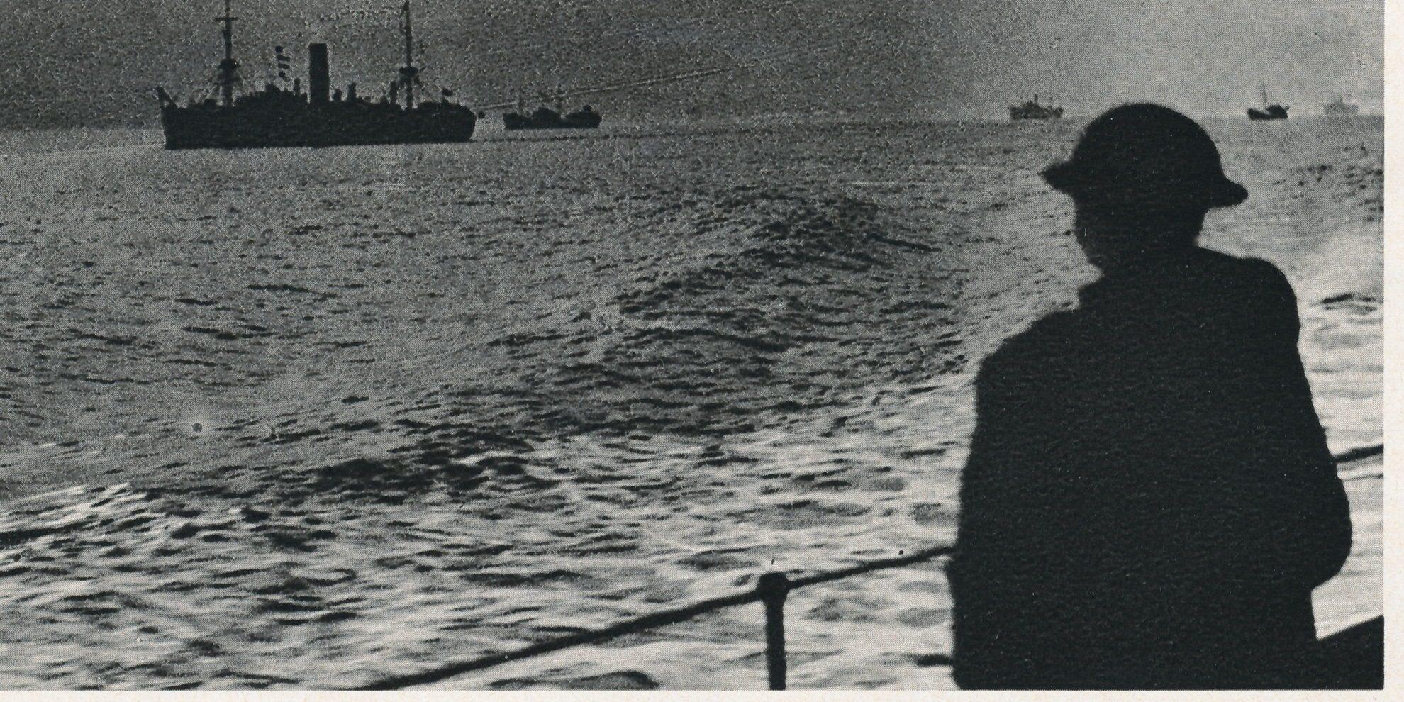 Британский морской конвой
