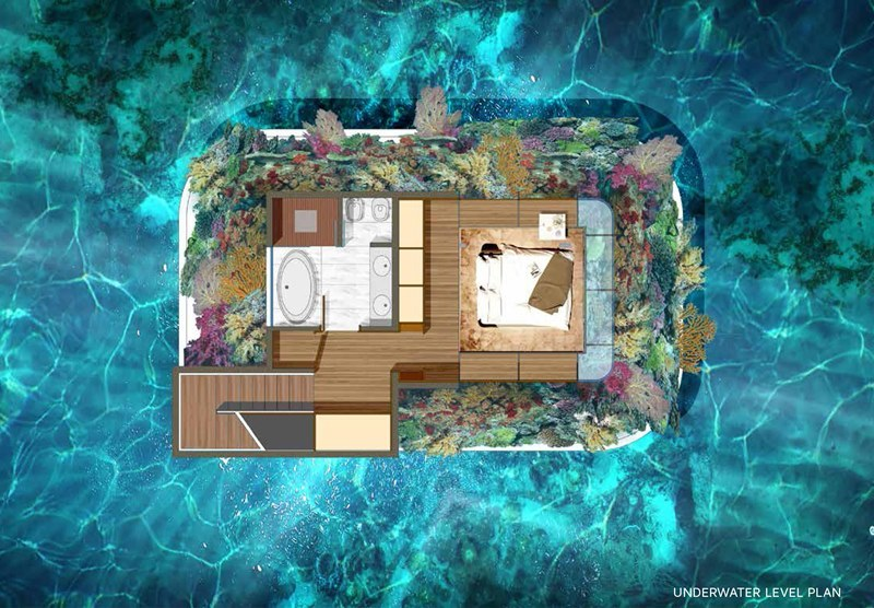 f003-FloatingVillas-TheWorld-underwater-level-plan