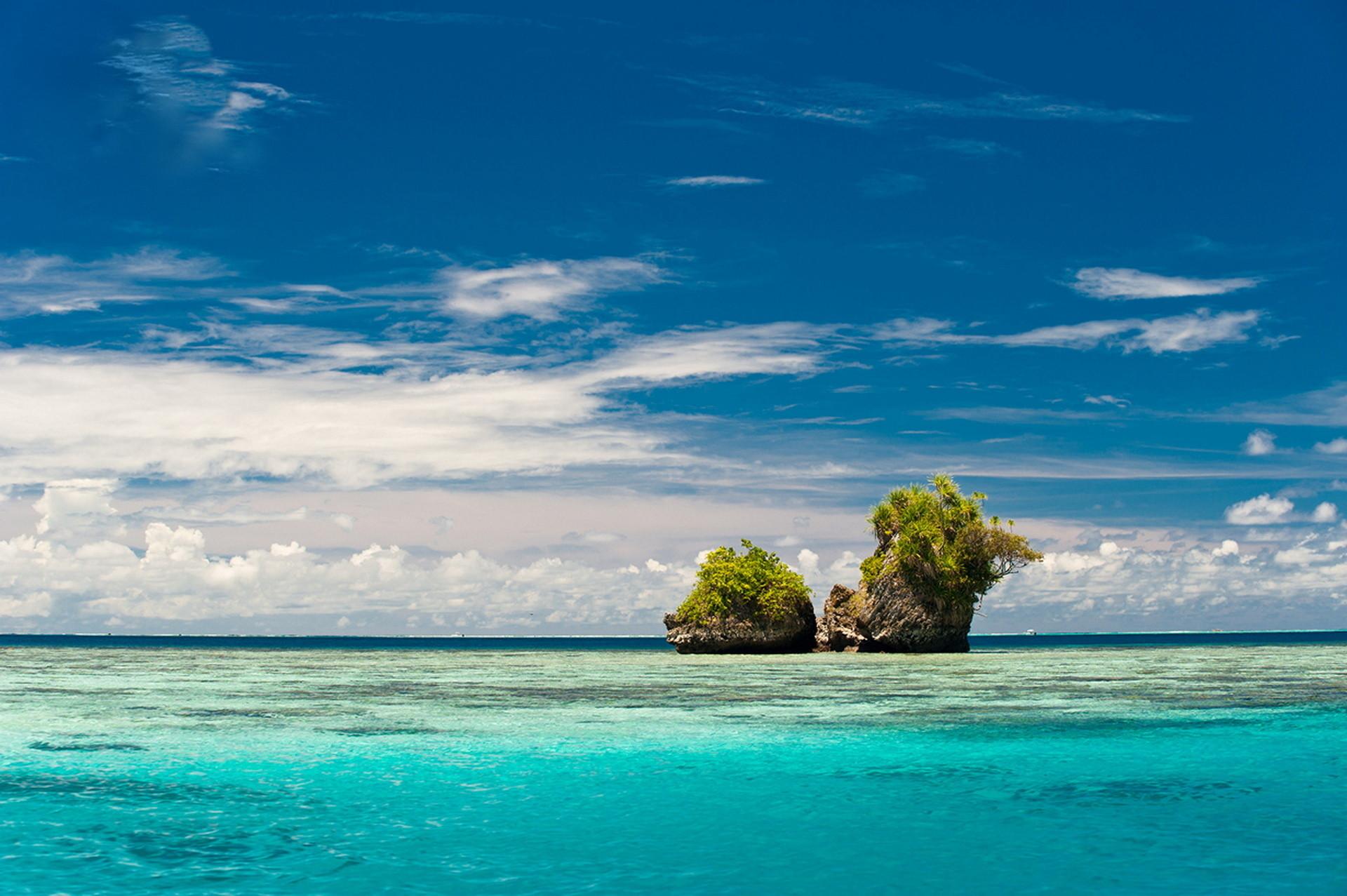 Отдых на Палау