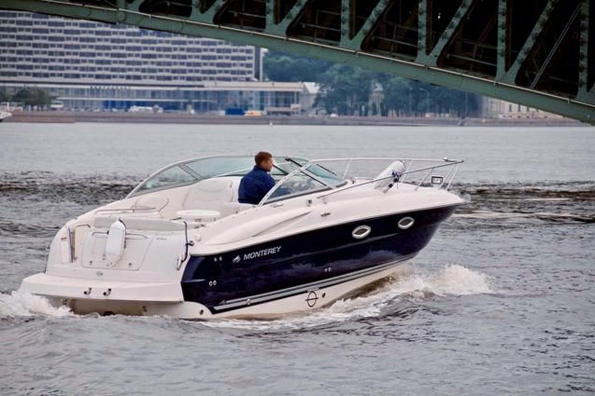 Monterey 250 CR