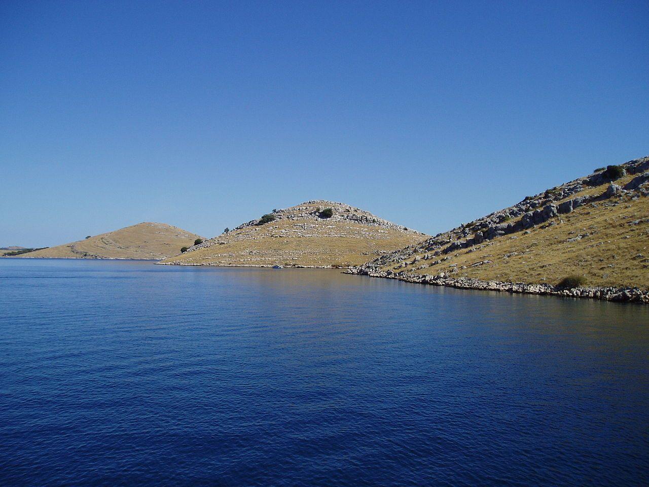 ациональный парк Корнаты. Дикие острова