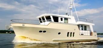 Яхты-участники «VOLGA boat show» начинают прибывать в Тольятти