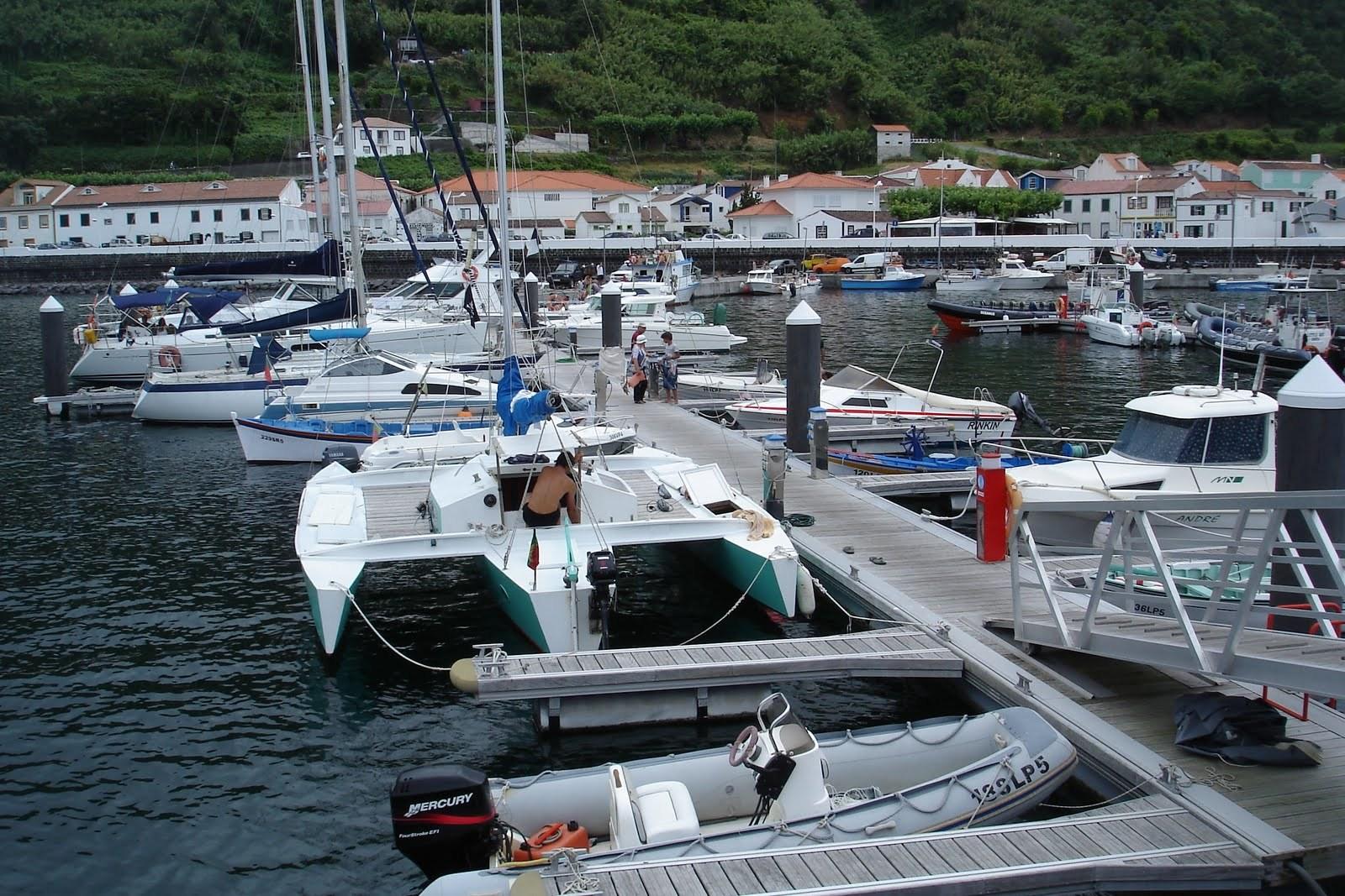 Porto da Madalena - Marina das Lajes do Pico