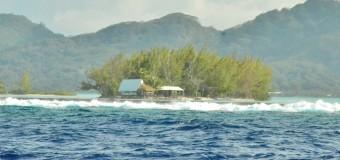 Французская Полинезия.  Райатеа