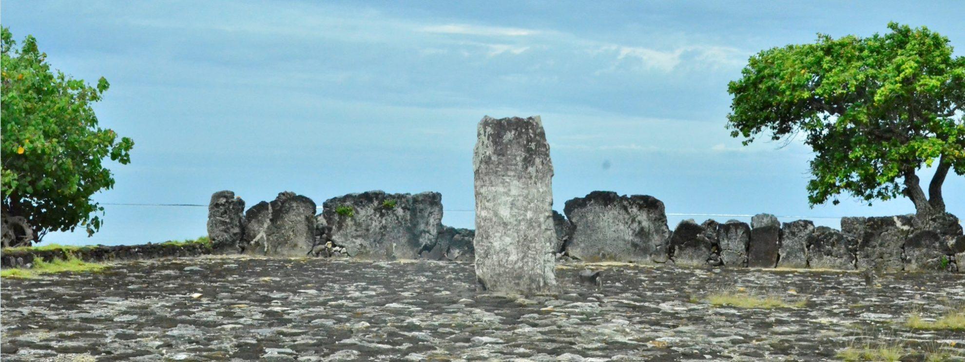 Marae  острова Райатеа