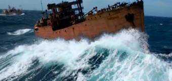 """Как СМИ """"воскрешают"""" пропавшие 90 лет назад в Бермудском треугольнике корабли."""