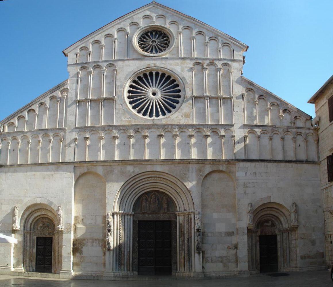 Собор Святой Анастасии (хорв. . Katedrala sv. . Stosije)