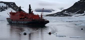 Круизный сезон-2015 в Арктику открыт