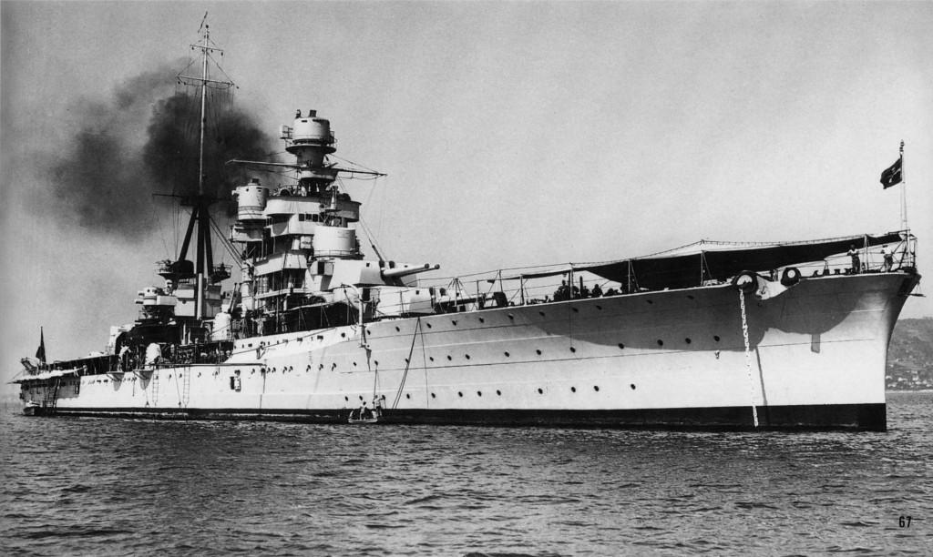 Тяжёлый крейсер «Зара»