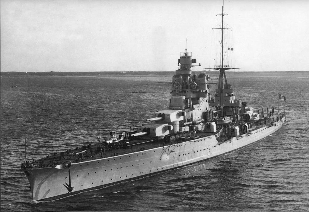 Тяжёлый крейсер «Пола»