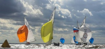 В Петербурге определят лучшую российскую команду в классе яхт «Дракон»