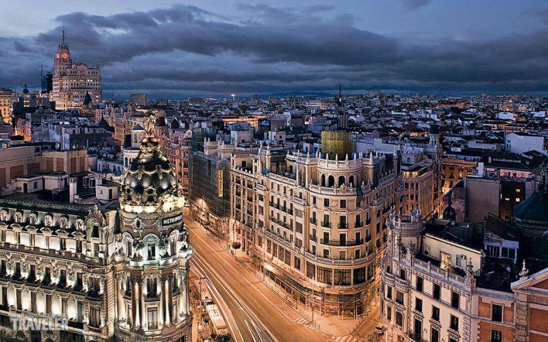 Мадрид-—-столица-Испании