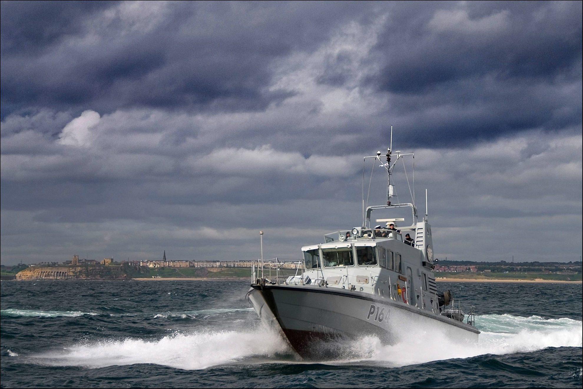 HMS Explorer is a P2000 class Patrol Vessel linked to the University Royal Naval Unit (URNU) Yorkshire.