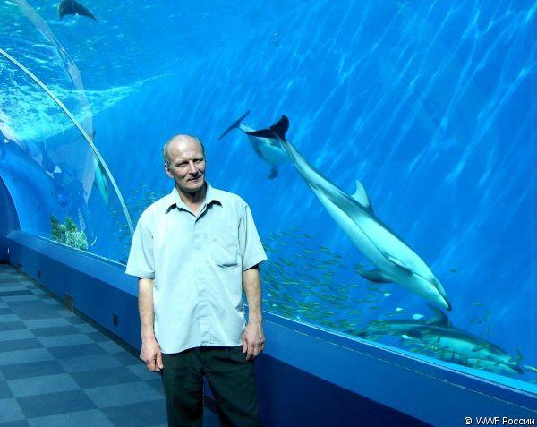 Сергей Коростелев, координатор программы по устойчивому рыболовству Камчатского/Берингийского экорегионального отделения WWF России.