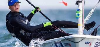 Приморская яхтсменка заняла 4 место  на молодежном первенстве Европы