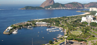 Бразилия готовится к Олимпиаде