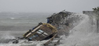 """Приморье готовится встретить тайфун """"Гони""""."""