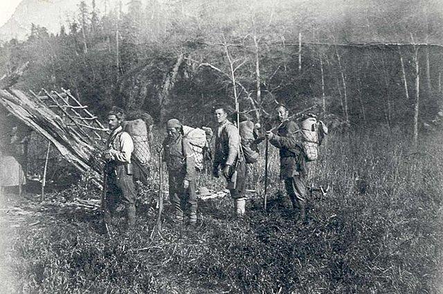 Экспедиция Арсеньева в Приамурье