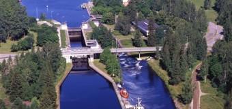 159 лет назад в честь императора Александра II открыт Сайменский канал