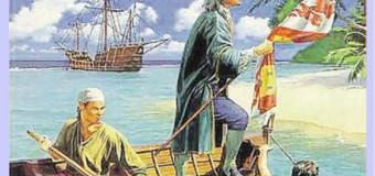 25 сентября 522 года назад Колумб отправился в свое 2-е путешествие к Америке