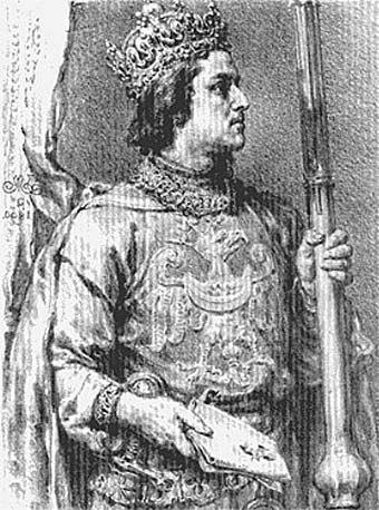 Оттокар II Пшемысл (1233 - 1278)