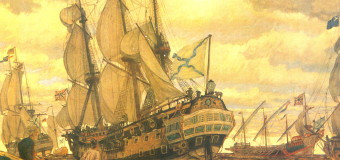 292 года назад Персия уступила России побережье Каспийского моря