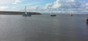 Омская яхта «Сибирь» победила в регате в честь 100-летия Диксона
