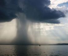 Очередной тайфун подходит к Приморью