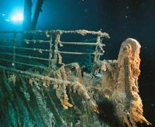 """30 лет назад в Атлантическом океане обнаружены остатки """"Титаника"""""""