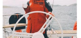 Фото дня: морячка