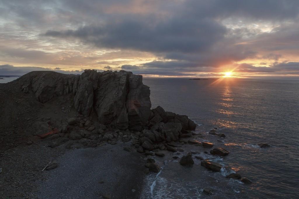 Мыс Желания остров Северный Новая Земля. Фото - Николай Гернет